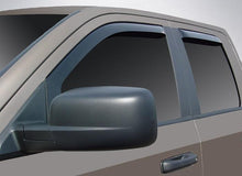 2012 Dodge Ram In-Channel Wind Deflectors