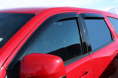 2017 Dodge Durango Slim Wind Deflectors