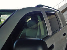 2009 Chrysler Aspen In-Channel Wind Deflectors