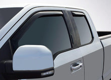 2018 Ford Super Duty In-Channel Wind Deflectors