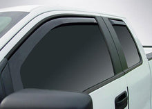 2013 Ford F-150 In-Channel Wind Deflectors