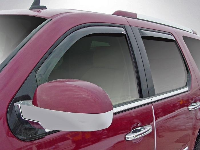 2009 Cadillac Escalade In-Channel Wind Deflectors