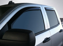 2019 GMC Sierra In-Channel Wind Deflectors