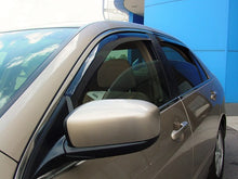 2004 Honda Accord In-Channel Wind Deflectors
