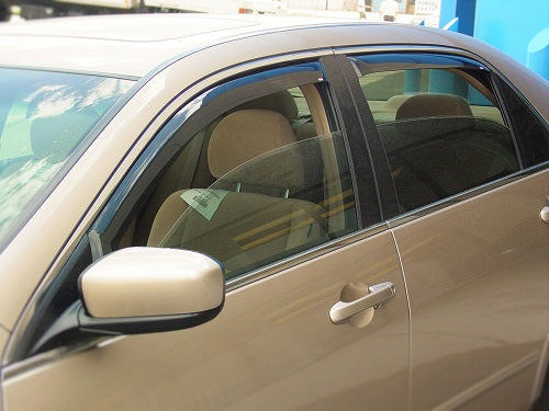 2005 Honda Accord In-Channel Wind Deflectors