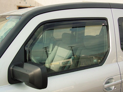 2010 Honda Element In-Channel Wind Deflectors