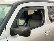 2003 Honda Element In-Channel Wind Deflectors