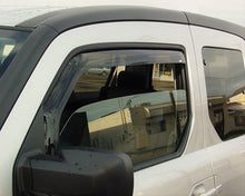 2009 Honda Element In-Channel Wind Deflectors