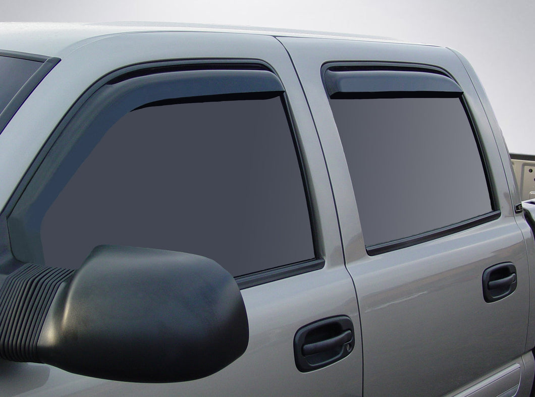 1999 Chevrolet Silverado In-Channel Wind Deflectors
