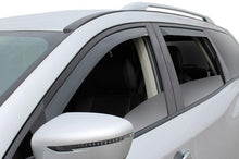 2015 Nissan Pathfinder In-Channel Wind Deflectors