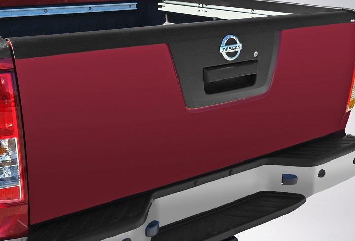 2016 Nissan Frontier Tailgate Cap High Quality Caps