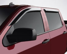 2015 Chevrolet Silverado Slim Wind Deflectors