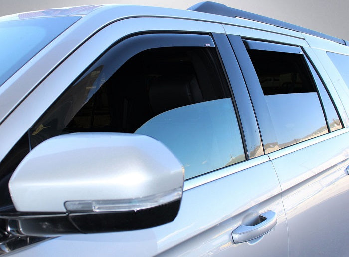 2019 Ford Expedition In-Channel Wind Deflectors