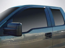 2009 Ford F-150 Slim Wind Deflectors