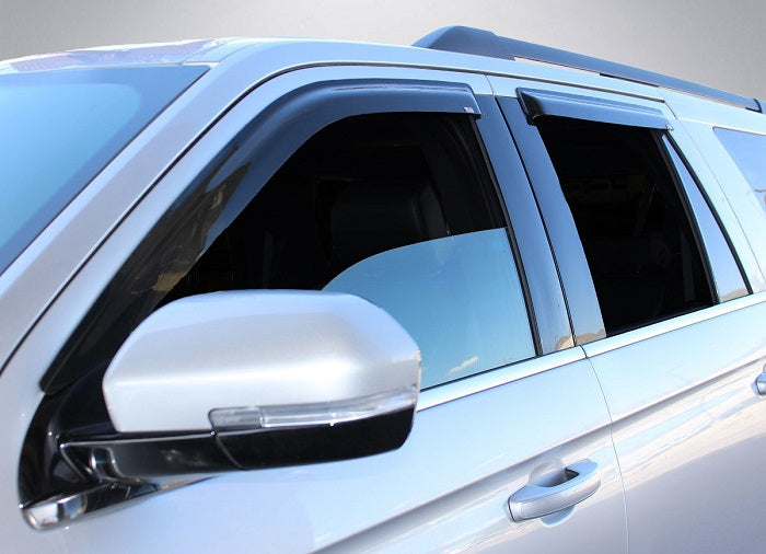 2018 Ford Expedition Slim Wind Deflectors
