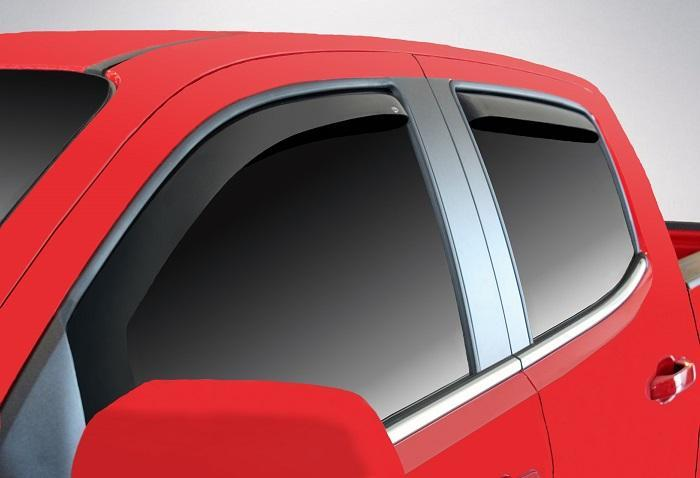 2019 Chevrolet Colorado In-Channel Wind Deflectors