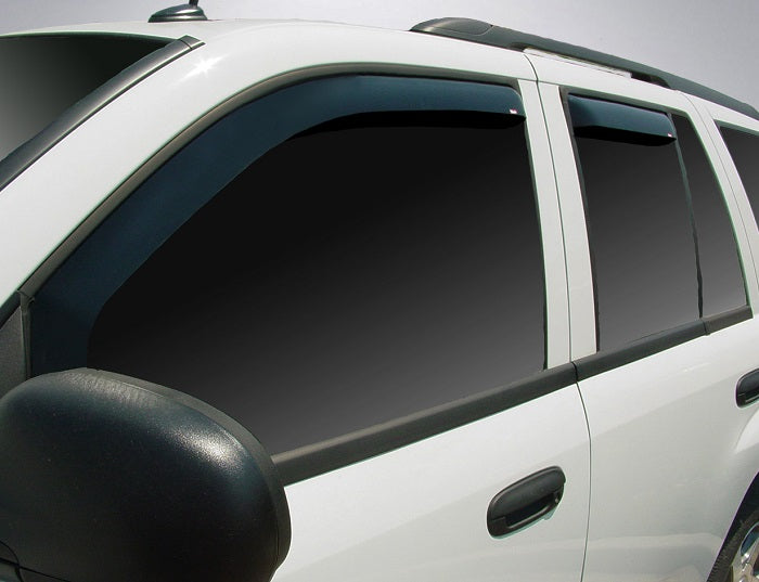 2001 GMC Jimmy In-Channel Wind Deflectors
