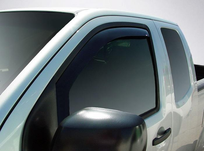 1999 Nissan Frontier In-Channel Wind Deflectors