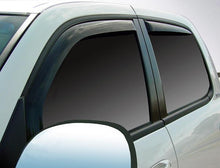 2004 Toyota Tundra In-Channel Wind Deflectors