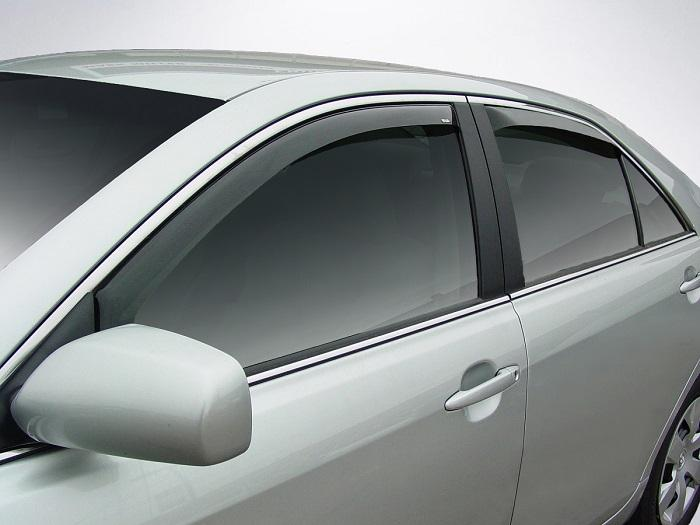 2010 Toyota Camry In-Channel Wind Deflectors
