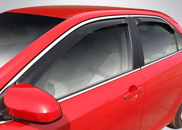 2012 Toyota Camry In-Channel Wind Deflectors