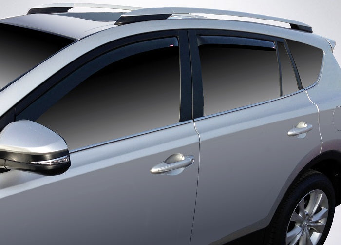 2017 Toyota Rav4 In-Channel Wind Deflectors