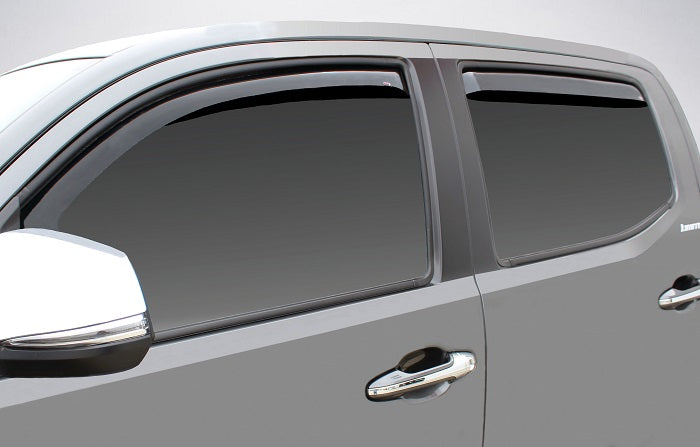 2017 Toyota Tacoma In-Channel Wind Deflectors