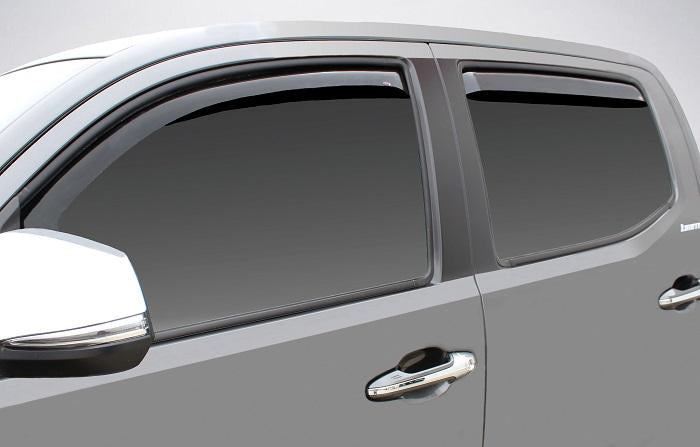 2018 Toyota Tacoma In-Channel Wind Deflectors