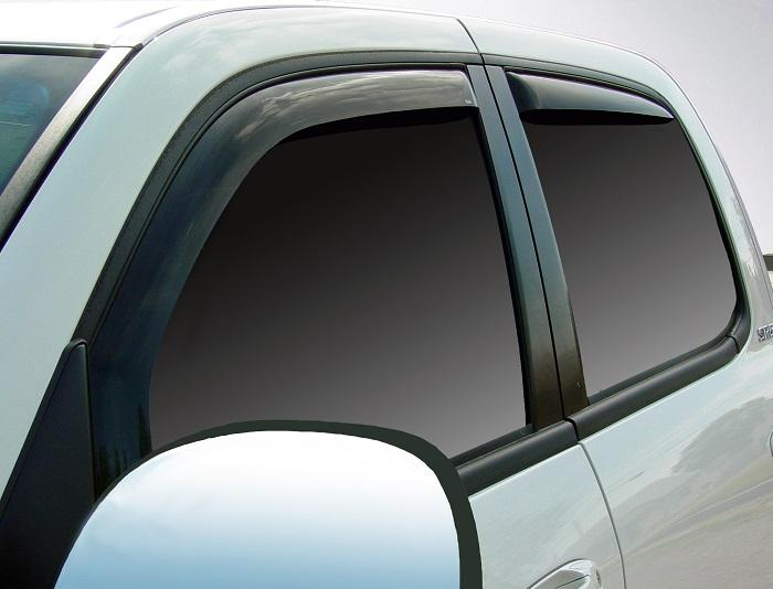 2006 Toyota Sequoia In-Channel Wind Deflectors