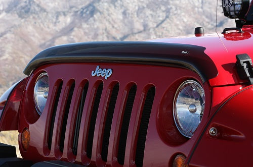 2007 Jeep Wrangler Bug Shield