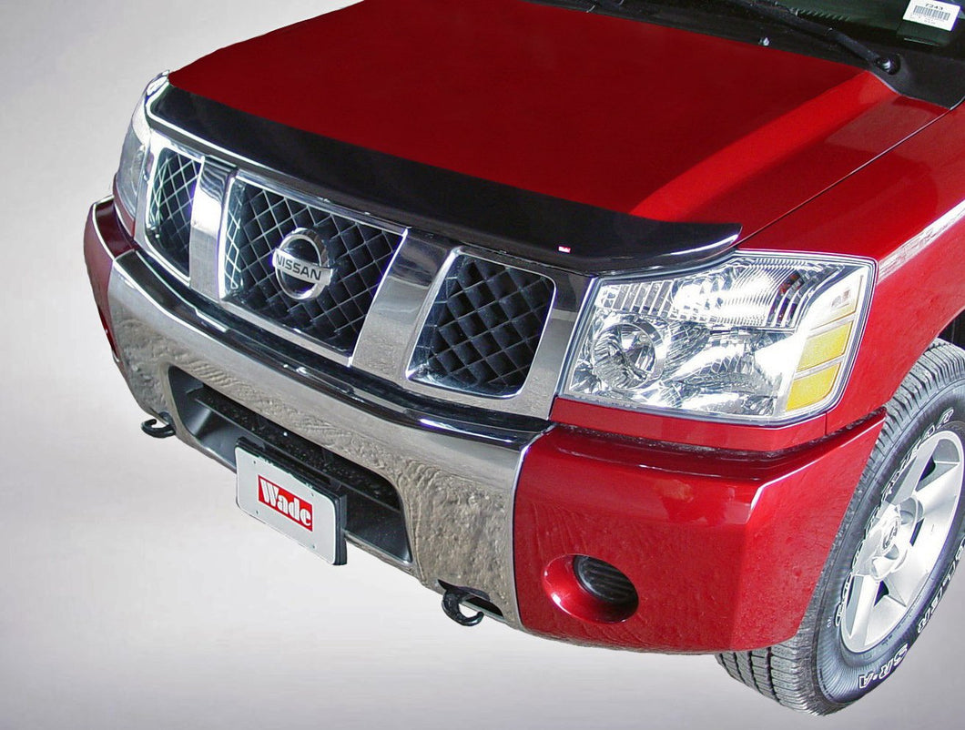 2012 Nissan Titan Bug Shield