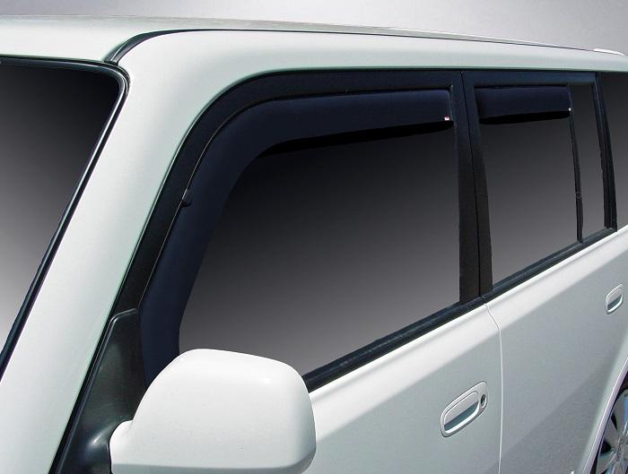 2006 Scion xB In-Channel Wind Deflectors