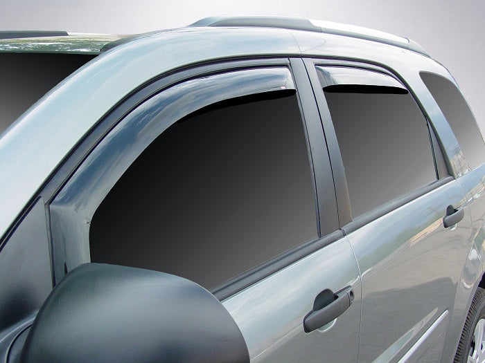 2009 Chevrolet Equinox In-Channel Wind Deflectors