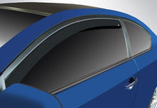 2005 Scion tC In-Channel Wind Deflectors