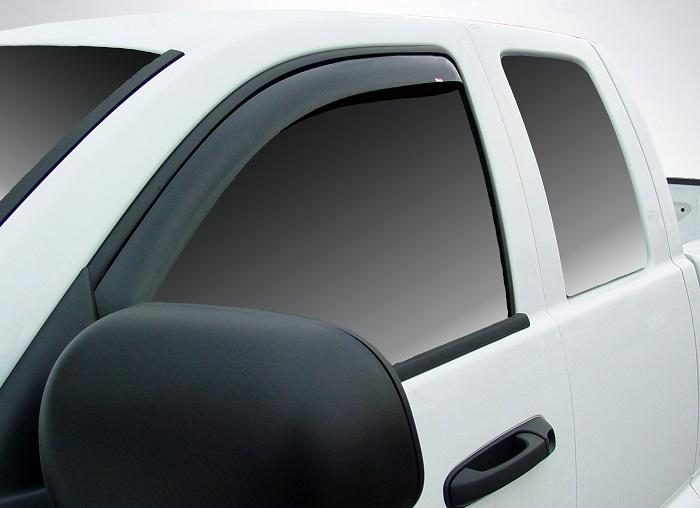 2003 Mazda Pickup In-Channel Wind Deflectors
