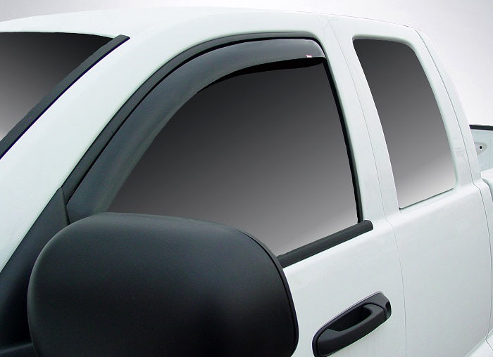 2009 Mazda Pickup In-Channel Wind Deflectors