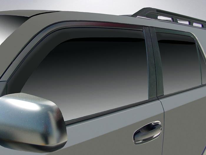 2010 Toyota 4Runner In-Channel Wind Deflectors
