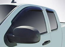 2010 GMC Sierra Slim Wind Deflectors