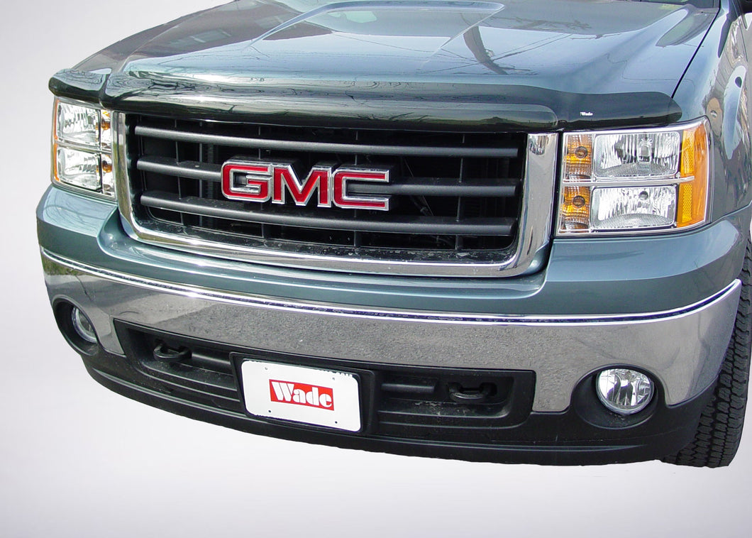 2011 GMC Sierra Bug Shield