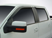 2011 Ford F-150 Slim Wind Deflectors