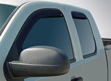2008 Chevrolet Silverado In-Channel Wind Deflectors