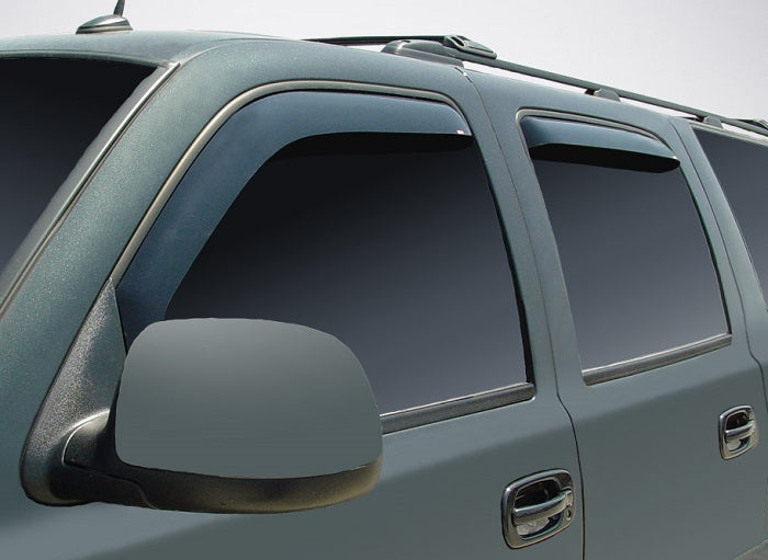 2006 Chevrolet Suburban In-Channel Wind Deflectors