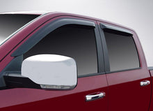 2017 Dodge Ram Slim Wind Deflectors
