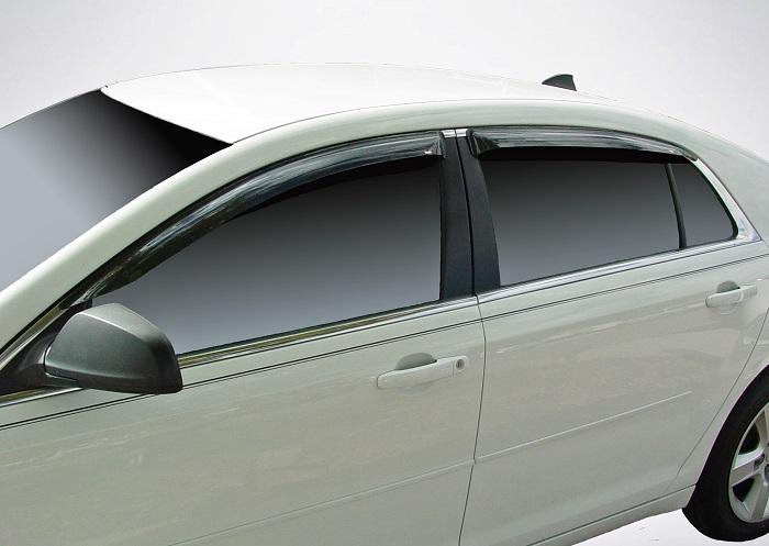 2011 Chevrolet Malibu Slim Wind Deflectors