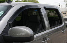 2008 Mitsubishi Raider Slim Wind Deflectors