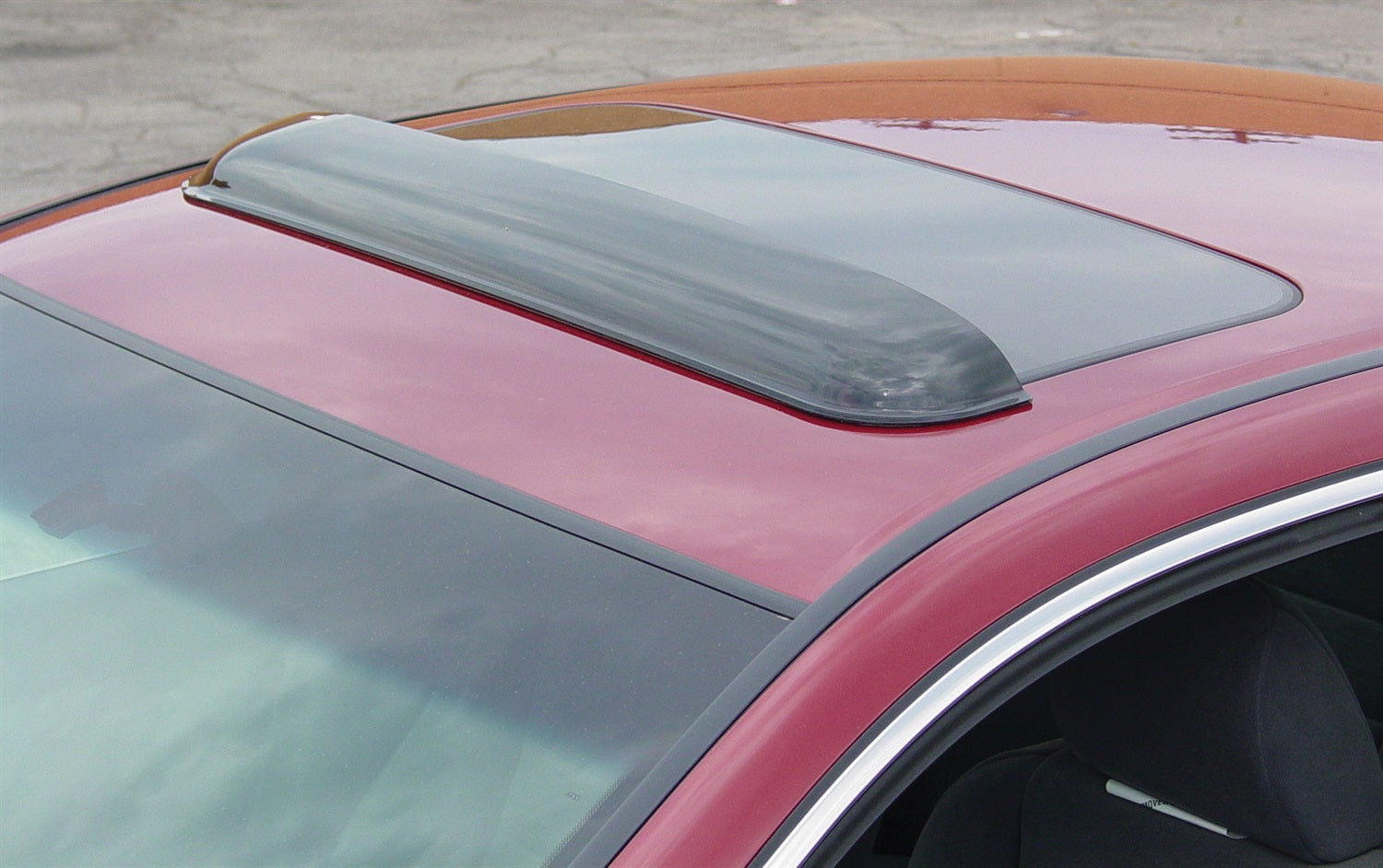 2009 Nissan 350Z Sunroof Wind Deflector