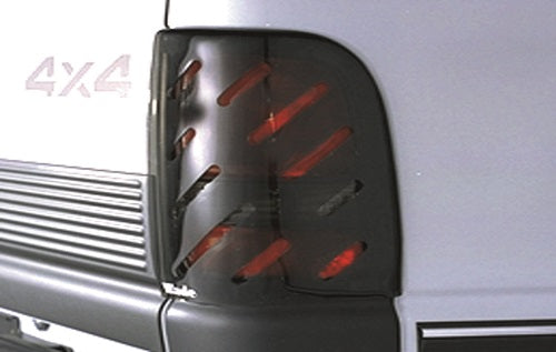 2001 GMC Yukon Slotted Tail Light Covers