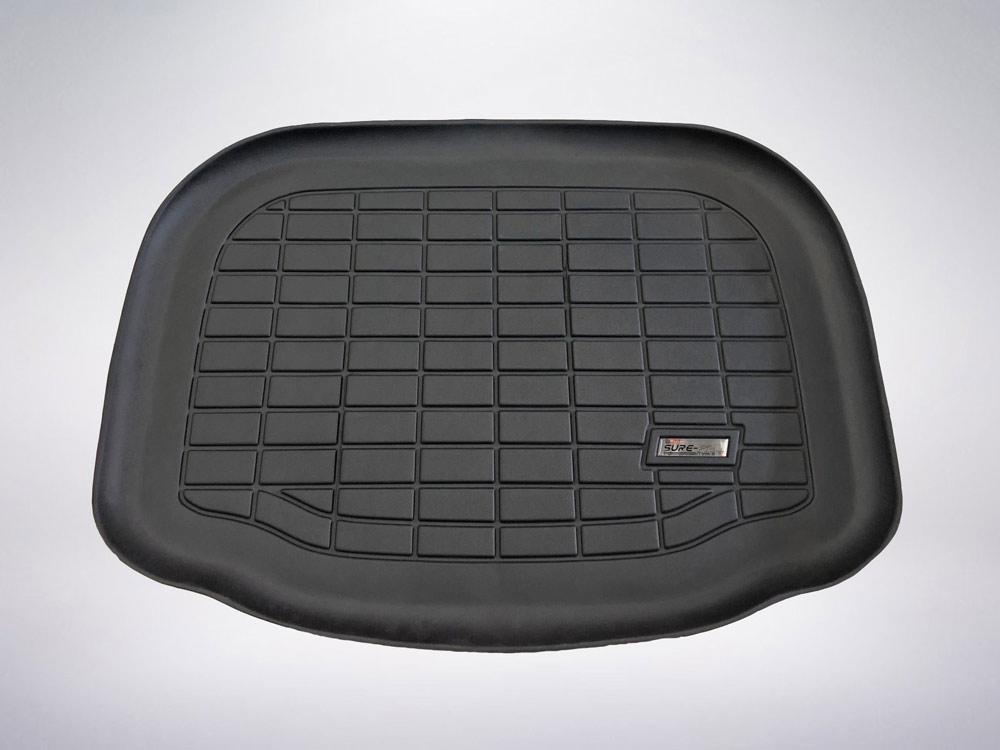 Black cargo mat for 2017 Ford Explorer