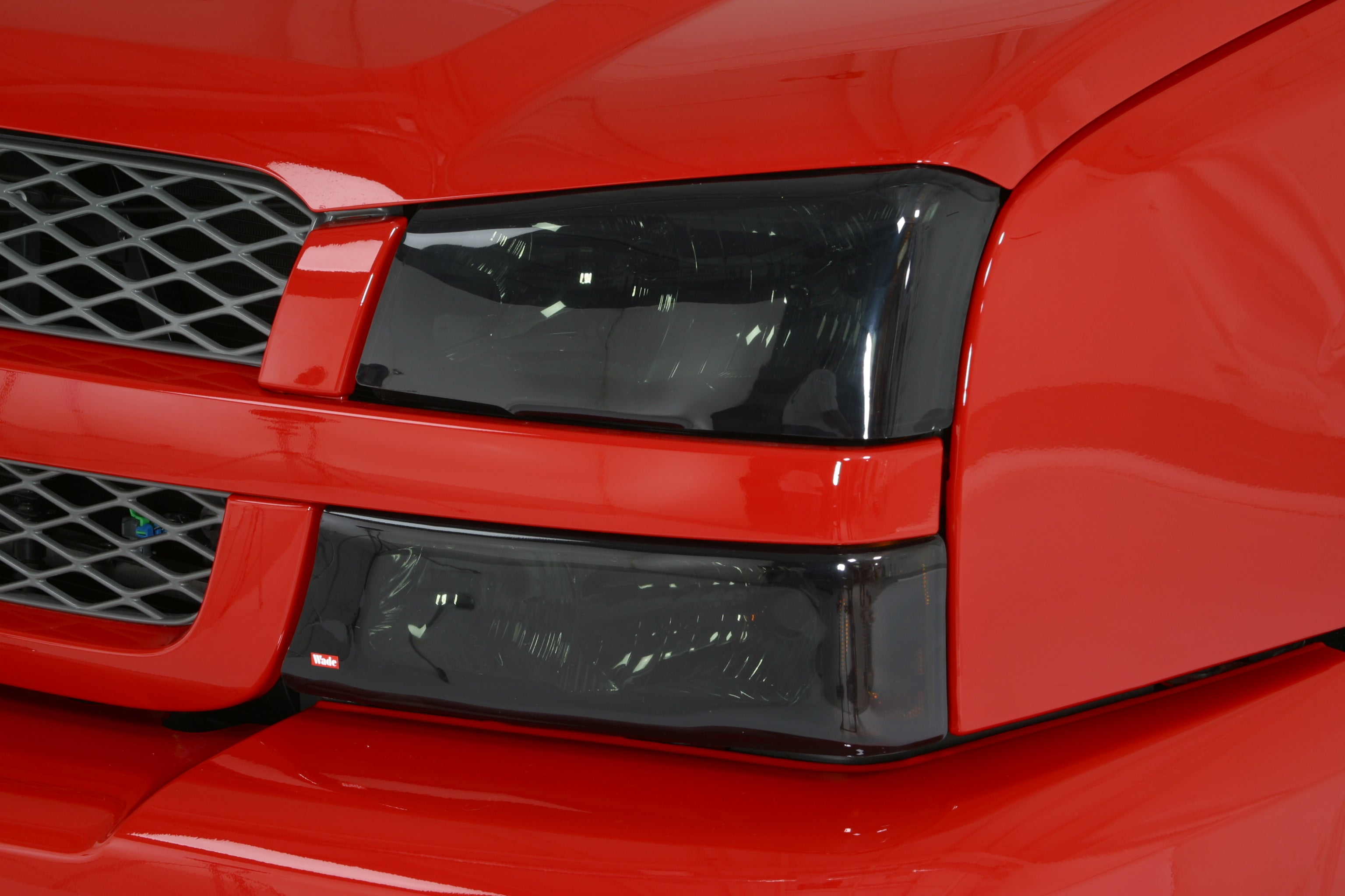 1987 Audi Quattro Head Light Covers