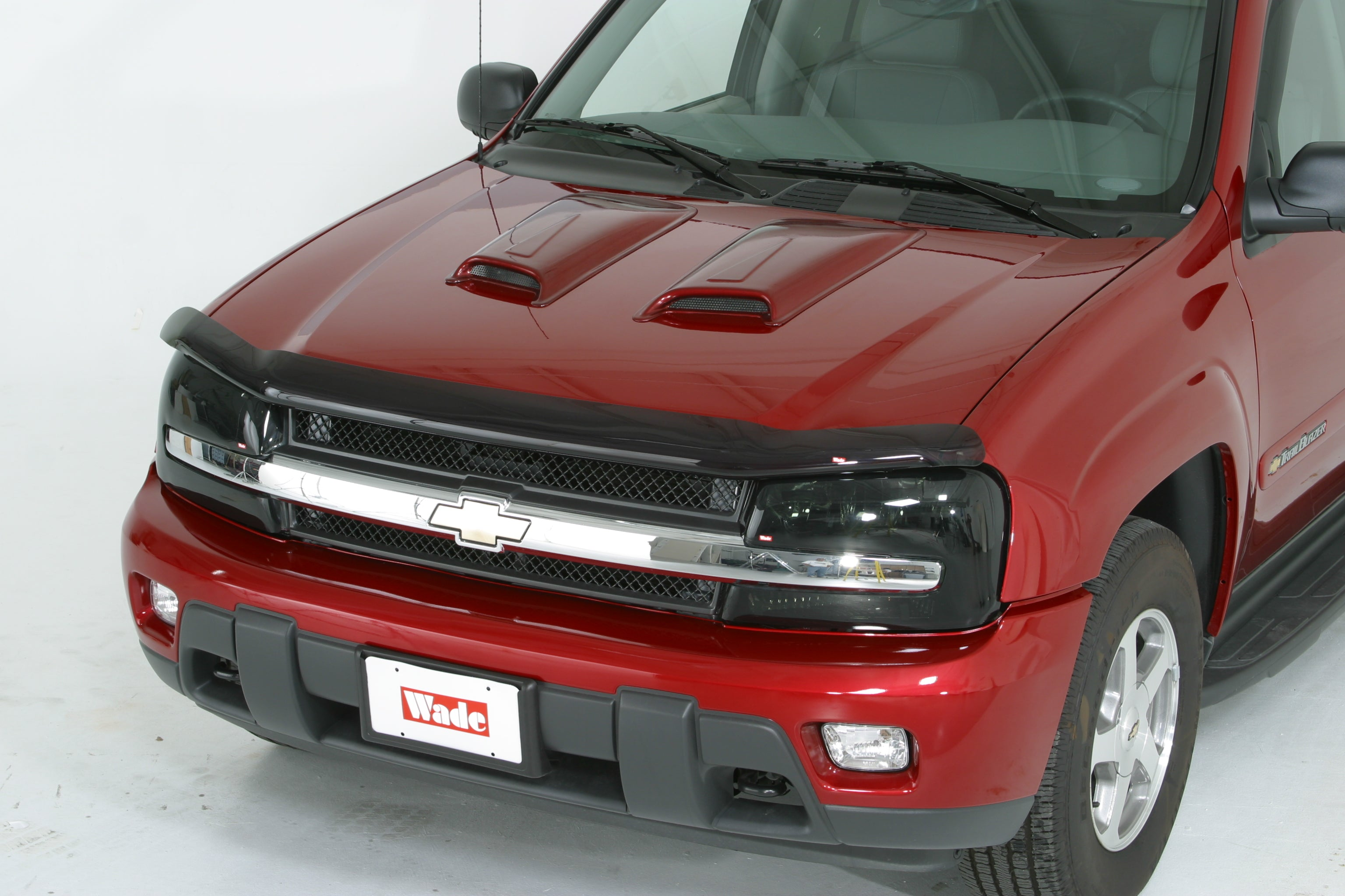 1997 Nissan Pickup 2WD (flush mount) Head Light Covers